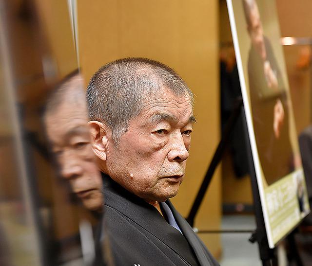 柳家小三治に関するトピックス:朝日新聞デジタル