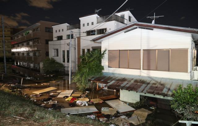 川崎 市 高津 区 浸水