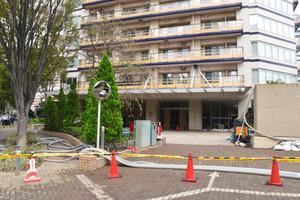 武蔵 小杉 タワー マンション 停電