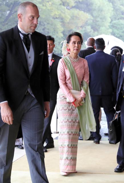 詳報】即位の礼を振り返る 天皇、皇后両陛下の1日:朝日新聞