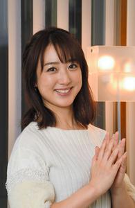 川田裕美アナ、一般男性と結婚「朗らかで頼もしい彼」:朝日新聞デジタル