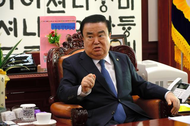 韓国議長「天皇発言」改めて謝罪 新たな首脳宣言を提案:朝日新聞デジタル