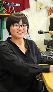 (リレーおぴにおん)ラジオの時間:14 同世代に声で勇気伝えたい 河野華也さん