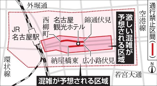 g20 名古屋 規制