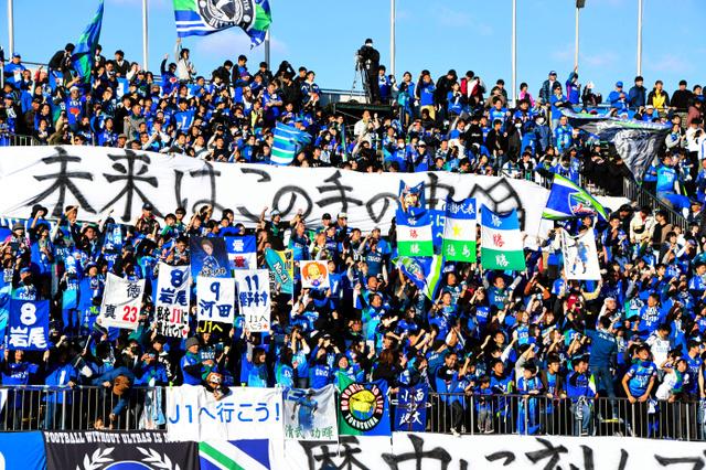 徳島)徳島ヴォルティス 山形に勝利しJ1昇格へ王手:朝日新聞デジタル