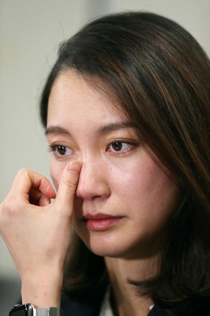 性暴力被害者へ「自分の真実、信じて」 伊藤詩織氏会見:朝日