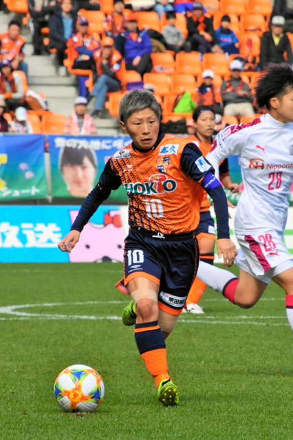 長野 横山久美がアメリカのリーグに完全移籍 朝日新聞デジタル