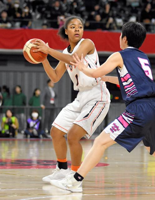八村塁の妹・安美菜、日本一挑む バスケ全国高校選手権 - 一般スポーツ ...