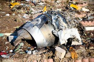 ウクライナ機、イランがミサイル撃墜か 米メディア報道