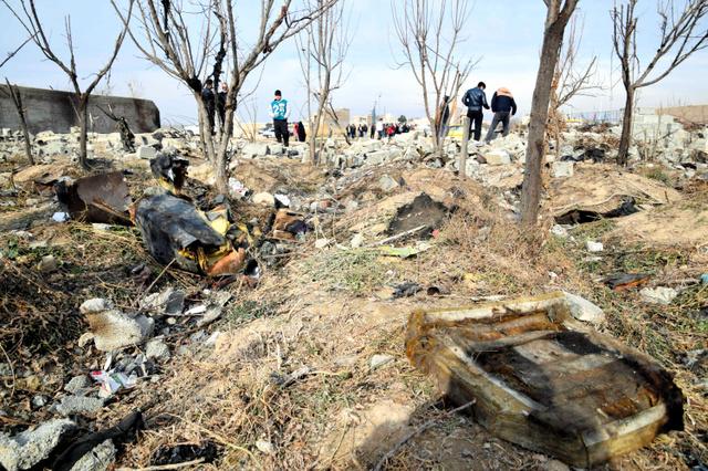航空機撃墜、イランが認めた理由 隠ぺい不可能と判断か:朝日新聞デジタル