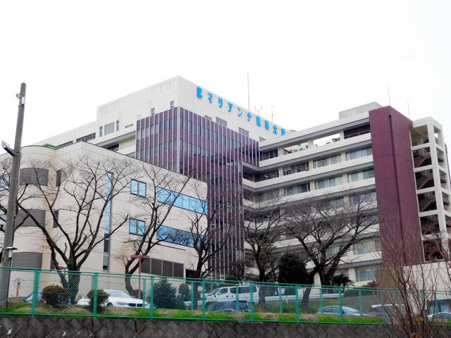 聖 マリアンナ 医科 大学 病院 コロナ