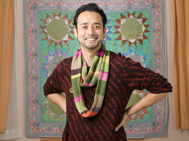 息子が思い出す、留学支えたキャシー中島さんのマフラー:朝日新聞デジタル