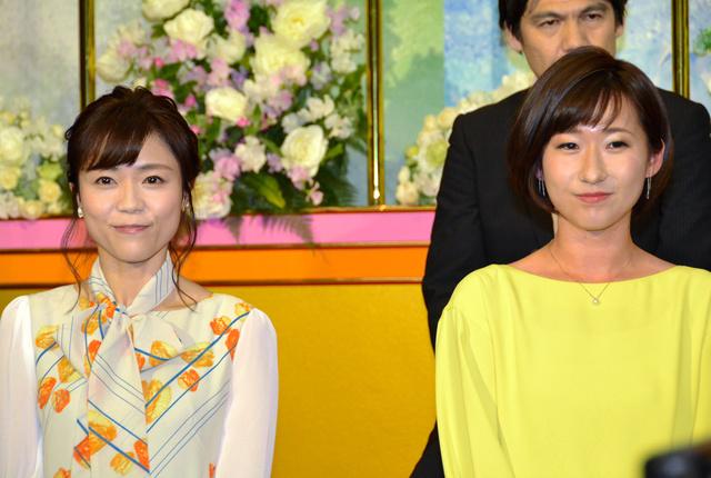 アナウンサー おはよう 女性 日本