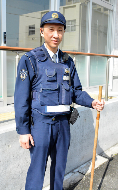 プロボクサーになった巡査部長 交番とリング、二つの顔:朝日新聞デジタル