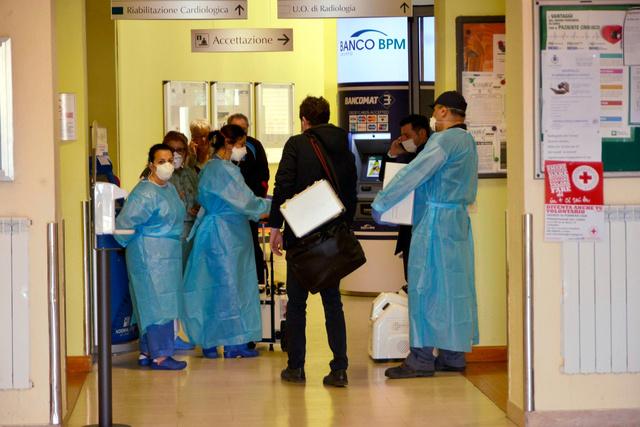 新型肺炎「全住民、外出しないで」 イタリアの町厳戒 [新型コロナ ...