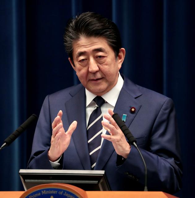 さん 会見 安倍 安倍首相「辞任」、直前の菅長官会見と矛盾 「嘘だったの?」「菅さんを信じる!」ネットは混乱: