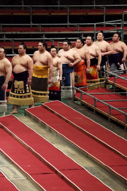 大相撲 無 観客