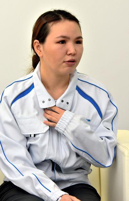 聖火リレー、急逝の父に「見せたかった」 実習生の涙:朝日新聞デジタル
