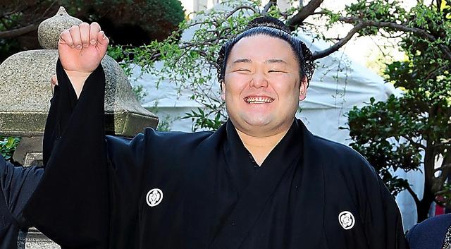 ひと)朝乃山英樹さん 大相撲で1世紀ぶりに誕生した富山県出身の大関 ...