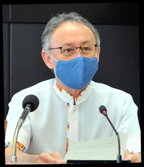 マスク デニー マスクで話題の玉城デニー沖縄県知事が細菌性肺炎で入院