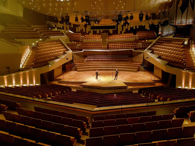 ベルリン フィル デジタル コンサート ホール