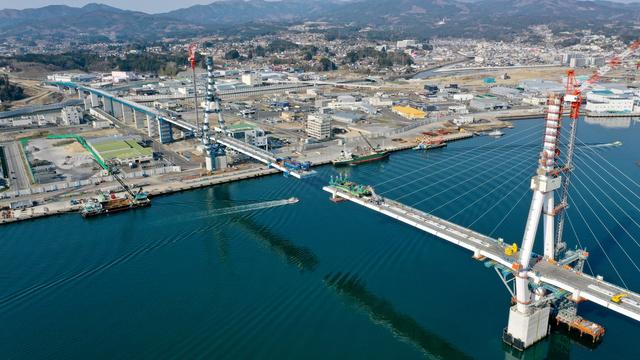 気仙沼 湾 横断 橋