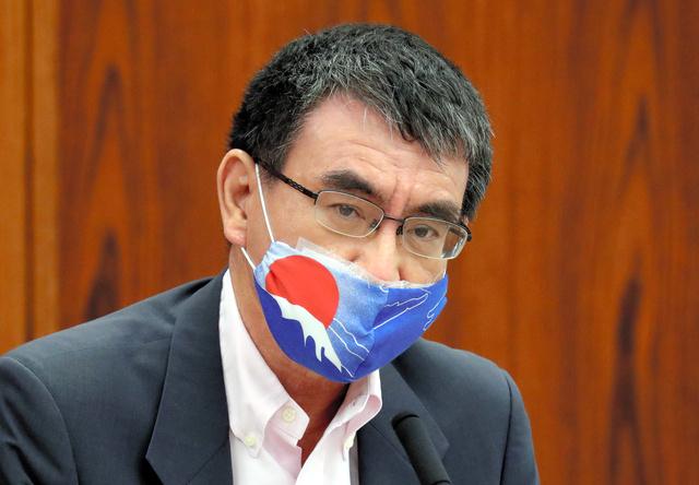 防衛大臣マスク