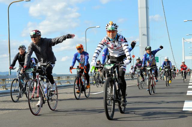 サイクリング しまなみ 2020