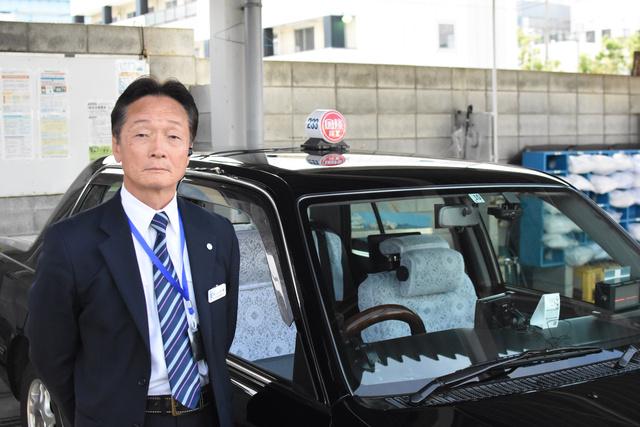 客乗せて感じる不安、夜の街… タクシー運転手は元社長:朝日新聞デジタル