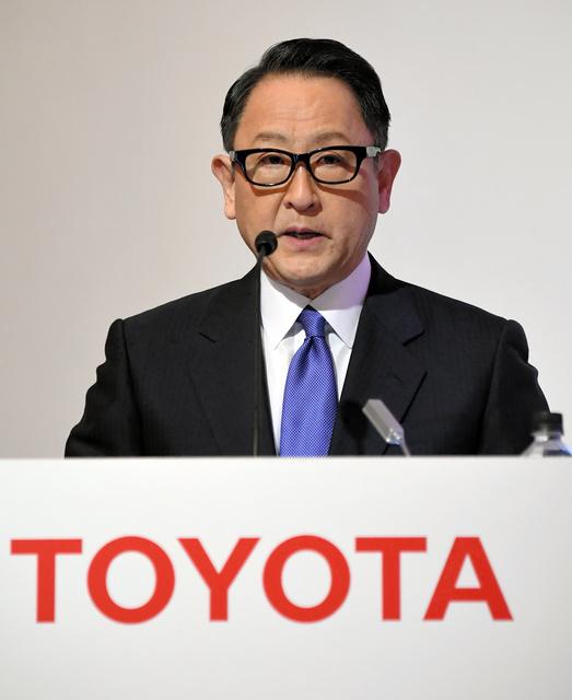 副 社長 自動車 トヨタ