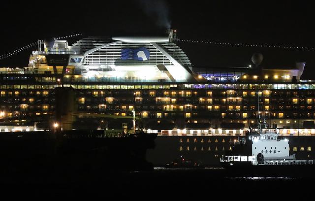 コロナ 客船