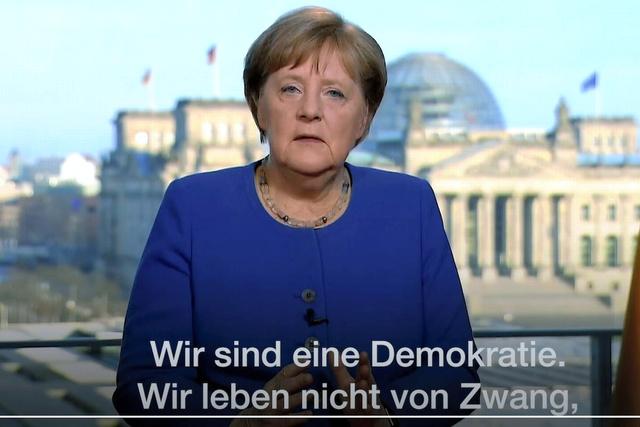 さよならドイツのおっかさん 不安な後任、でも楽観論も