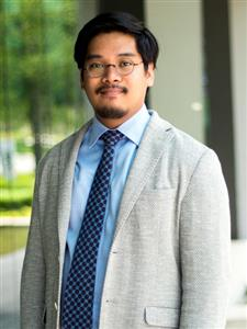 マレーシア戦略国際問題研究所のハリス・ザイヌル研究員=本人提供