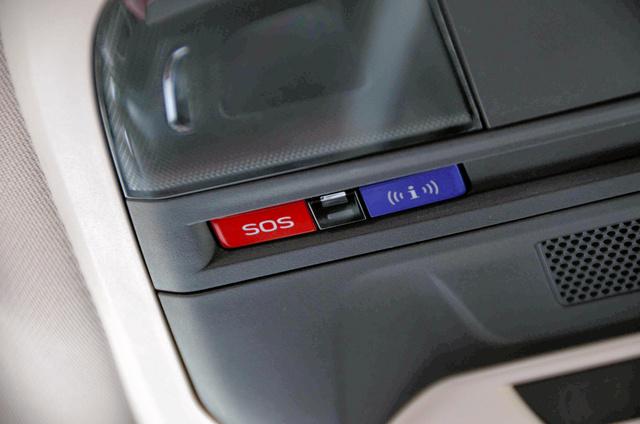 SOSボタン」新型車に続々 あおり被害も警察に通報:朝日新聞デジタル
