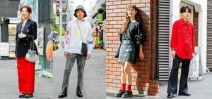(左から)さっちゃんさん、シュウさん、Setsukaさん、りょうたさん