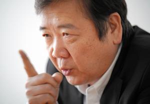 作家・演出家の鴻上尚史さん
