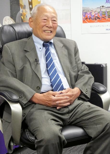 J1広島元総監督が被爆体験を証言 クラブ、公開めざす:朝日新聞デジタル