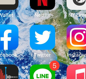 新機能「フリート」が追加されたばかりのツイッター