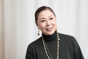 桐野夏生さん=家老芳美撮影