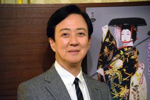 坂東玉三郎さん
