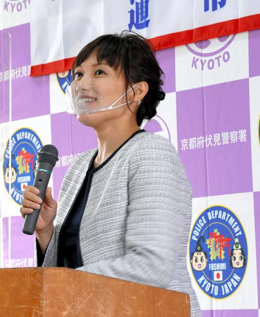 事故を乗り越えシンクロ日本代表 石黒由美子さんが講演