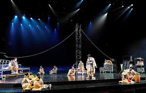 神奈川芸術劇場「オレステスとピュラデス」=細野晋司氏撮影