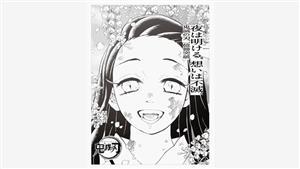 竈門禰豆子(C)吾峠呼世晴/集英社