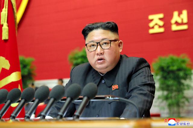 正恩氏「米国を制圧、屈服させる」核やミサイル開発誇示:朝日新聞デジタル