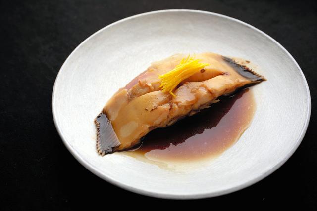 カレイの煮付け=合田昌弘撮影