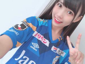 長崎県出身の20歳。チーム8所属(本人提供)