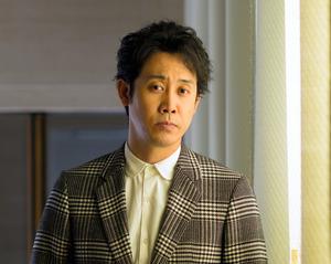 大泉洋さん=2020年、山本倫子撮影
