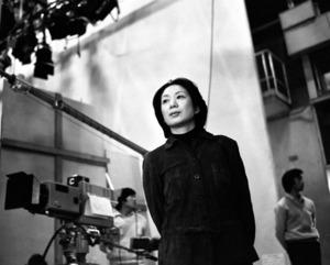 向田邦子さん=1980年2月