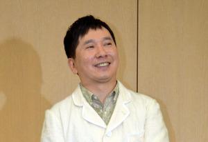 お笑いコンビ「爆笑問題」の田中裕二さん
