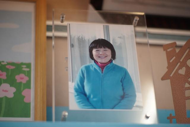 畠山登美子さん=2021年1月22日、宮城県気仙沼市、小玉重隆撮影